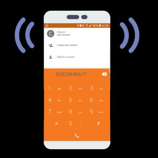 Clocom VoIP Mobile App